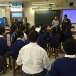 Speaking with students about their experiences and ideas for Teamie