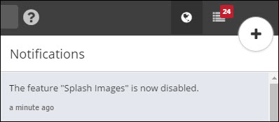 Spalsh images disabled_notification
