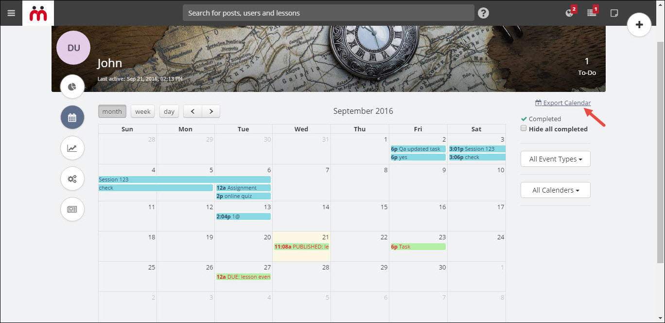 export-calendar-button