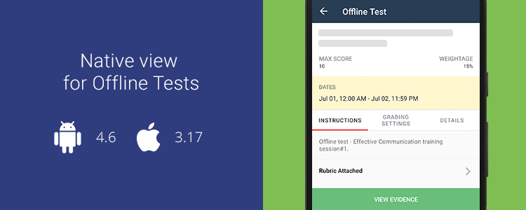 Teamie Mobile Apps updates (Android – 4.6, iOS – 3.17)